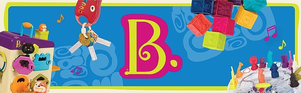 Wee B Splashy - B. toys