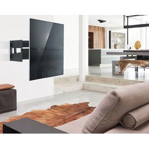 Vogels THIN 545 Blanco, Soporte de pared para TV 40: Vogels: Amazon.es: Electrónica