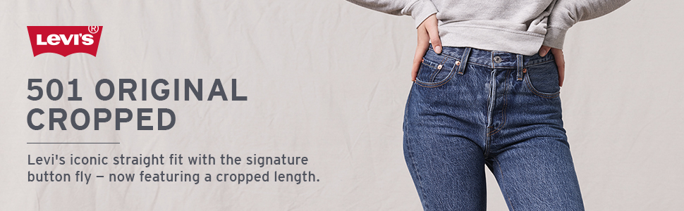 63fbe119 Levi's 501 Original Jeans for Women at Amazon Women's Jeans store