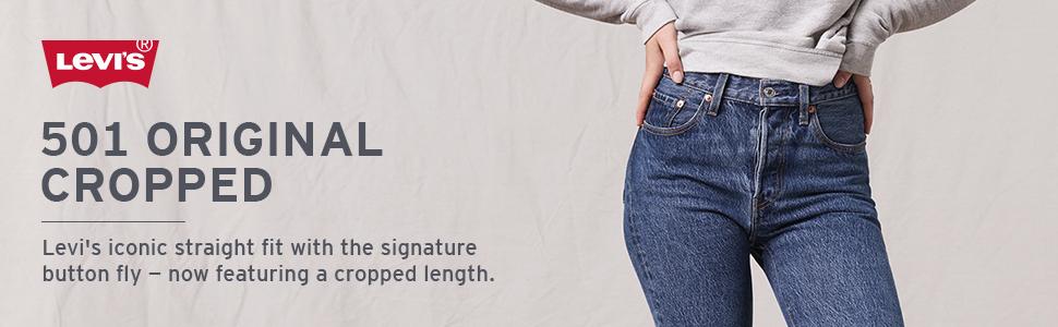 edc57df7cfd4 Levi's 501 Original Jeans for Women