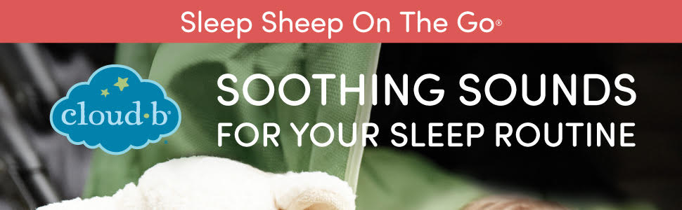 Sleep Sheep On The Go Soothign Sounds Sleep Routine