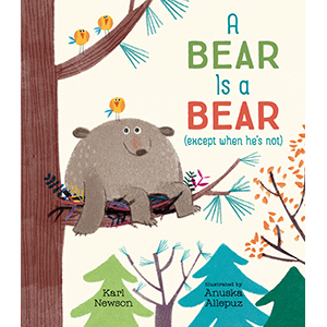 bedtime; read aloud; friendship; forest animals; funny