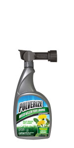 Pulverize Weed Killer for Lawns - Ready-to-Use Hose End Liquid Concentrate