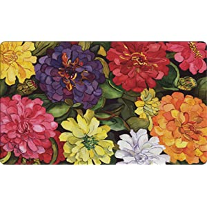 colorful;beautiful;spring;springtime;summer;flower;floral;zinnia;red;orange;yellow;gardening