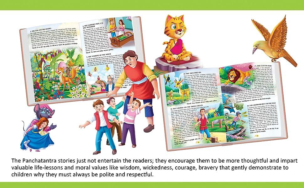 children books, stories, classics