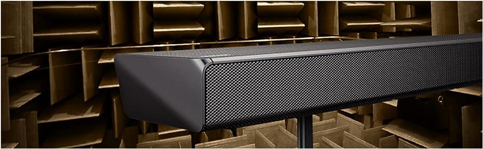 Barra de sonido con subwoofer inalámbrico HW-N650