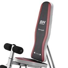 BH Fitness Trainingsbank G320 Optima - Banco Multiposición Optima ...