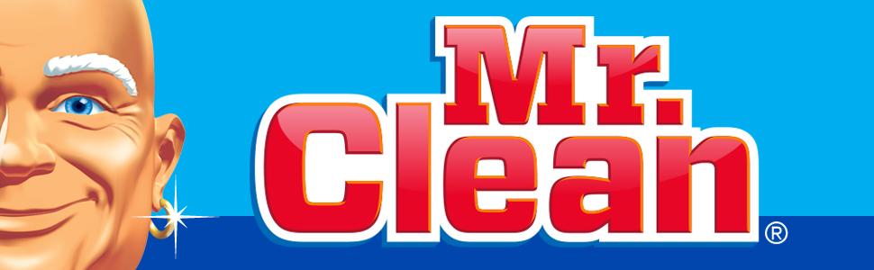 Mr. Clean Logo Banner