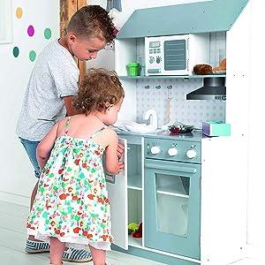 roba Holzspielzeug, Spielzeug, Spielwaren, Kaufladen, Kinderküche Kaspertheater Puppenmöbel Geschenk