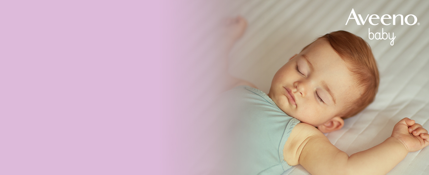 baby aveeno sensitive skin sleep child comfort winter cold crack sore