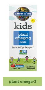 plant omega-3 liquid