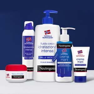 crema mani, formula norvegese, crema protettiva, crema riparatrice, pelle secca e screpolata
