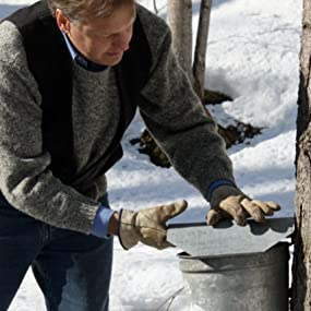 Arnold Coombs maple sugaring maple sugar tree Vermont sustainable independent small family farm