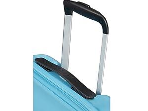 Wheel handle; american tourister; disney; luggage; travel; suitcase; interior; design; disney, cabin