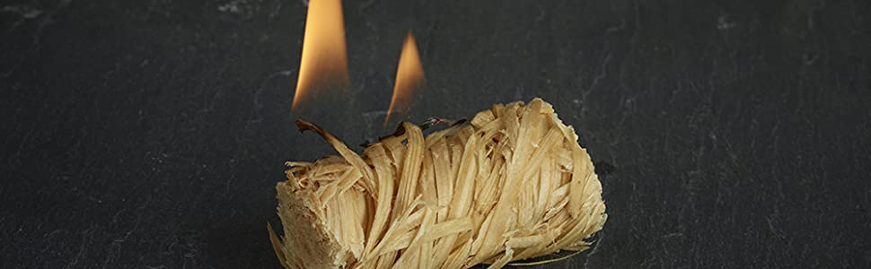 Firelighters Firestarters Flamers Woodburner BBQ Barbeque Fire lighter