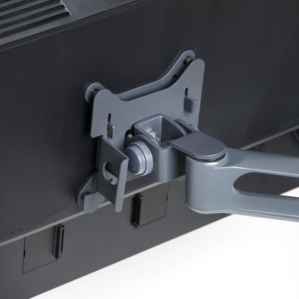 kensington bras articul pour deux crans pc informatique. Black Bedroom Furniture Sets. Home Design Ideas