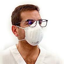 mascarillas que no empañan las gafas