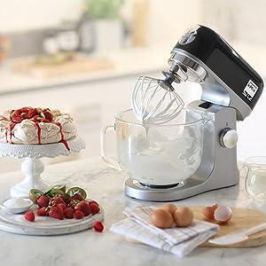 Kitchen mixer black