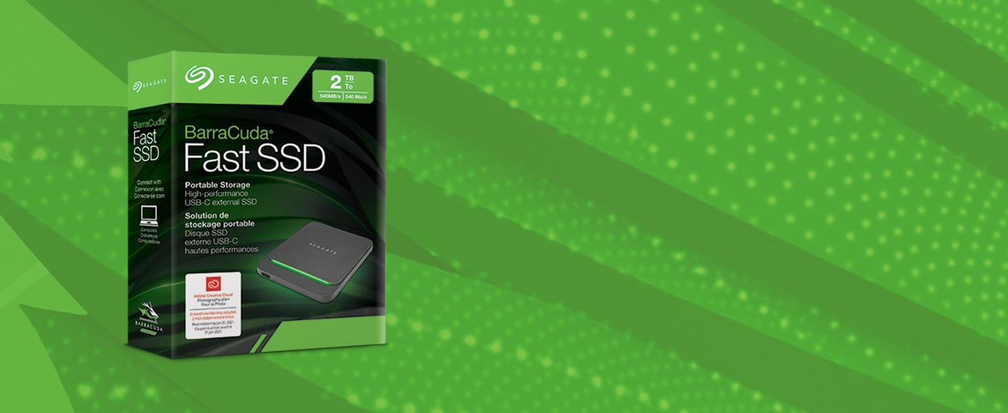 BarraCuda Fast SSD
