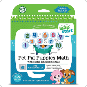 Learn with the Puppy Friends