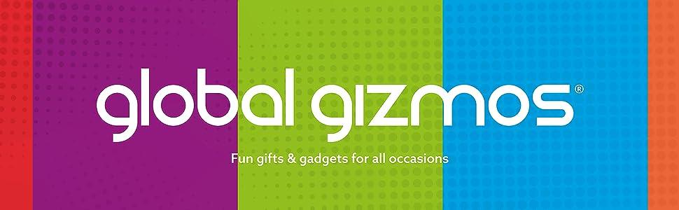 Global Gizmos LED Battery Operated Small Living Aquarium, Black ...