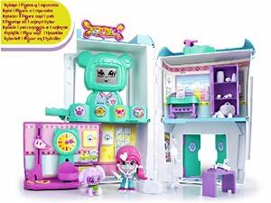 Pinypon Hospital de Mascotas, Muñeca y Accesorios (Famosa 700012914): Amazon.es: Juguetes y juegos