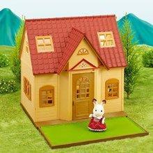 Calico Critters Cozy Cottage - Đồ chơi Ngôi nhà Búp bê Sylvanian chính hãng cao cấp