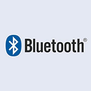 Bluetooth connectivity for easy music streaming
