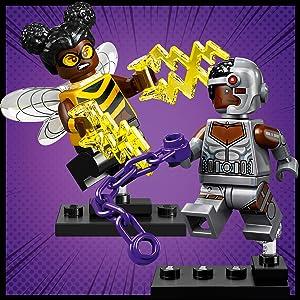 Lego DC Super Heroes Minifigures Joker 71026