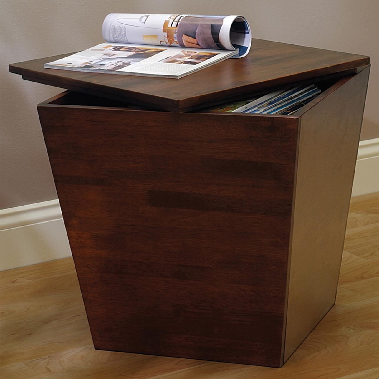 Fantastic Amazon.com: Winsome Wood Storage Cube: Kitchen & Dining AG05