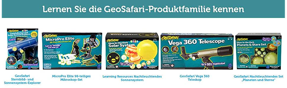 learning resources geosafari sonnensystem mit motor spielzeug. Black Bedroom Furniture Sets. Home Design Ideas
