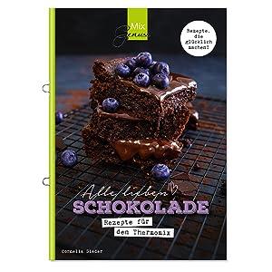 Alle Lieben Schokolade Rezepte Fur Den Thermomix Amazon De C T