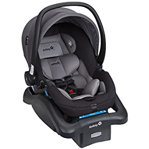 rear facing infant car seat, safety 1st, lightweight car seat, side impact protection, adjustable