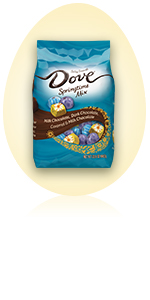 DOVE PROMISES Easter Candy Assorted Springtime Variety Mix Candy
