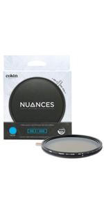 Cokin NUANCES バリアブル NDX3-400