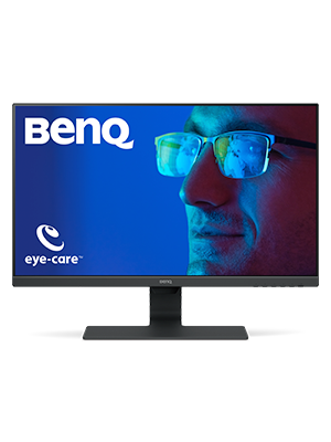 "27"" monitor nepal, BenQ, BenQ monitor, GW2780, 27 inch monitor, eye care monitor, IPS display, office monitor"