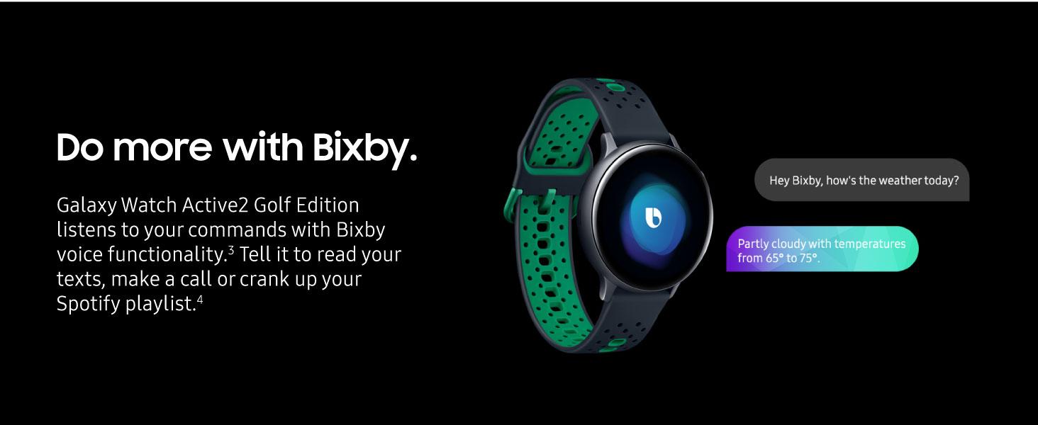 Bixby ile daha fazlasını yapın.