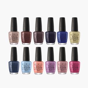 OPI Iceland Collection Nail Polish Nail Lacquer Infinite Shine Gift Sets Fall Collection Nail Care