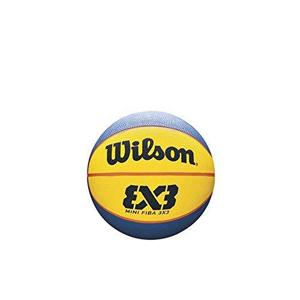 Wilson WTB1733XB Pelota de Baloncesto Fiba 3x3 Mini Caucho ...