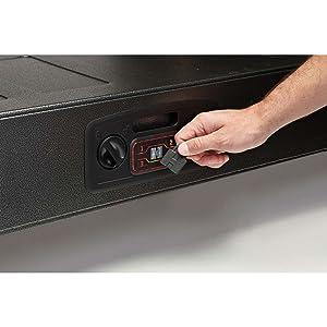 RAPiD Safe AR Gunlocker - RFID key fob