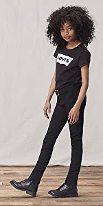 levis girls jeans