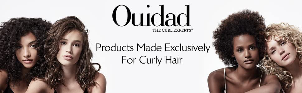 Ouidad Curly Hair Products