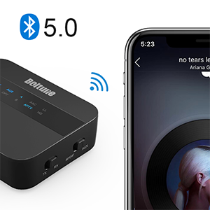 Bluetooth transmitter for TV