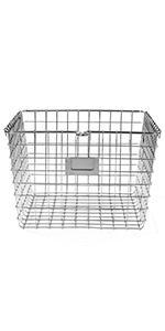 Merveilleux Wire Storage Basket, Small · Wire Storage Basket, Medium