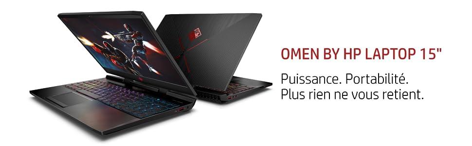 OMEN by HP Laptop 15
