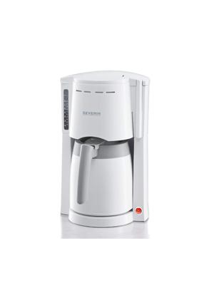 SEVERIN KA 4114 Cafetera para filtros de Café Molido, 8 tazas ...