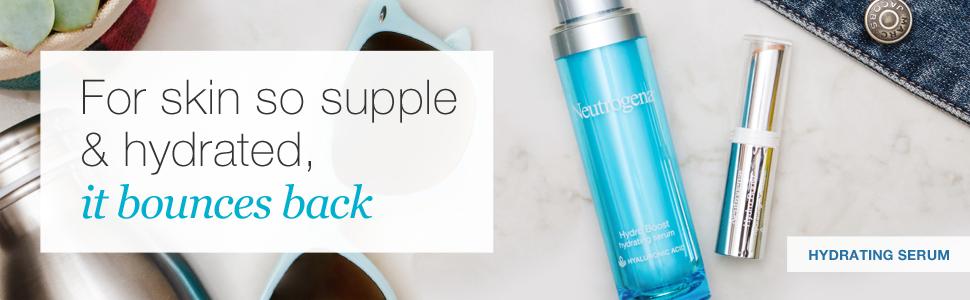 Hydrating Serum - Skin so Hyrdrated it Bounces Back