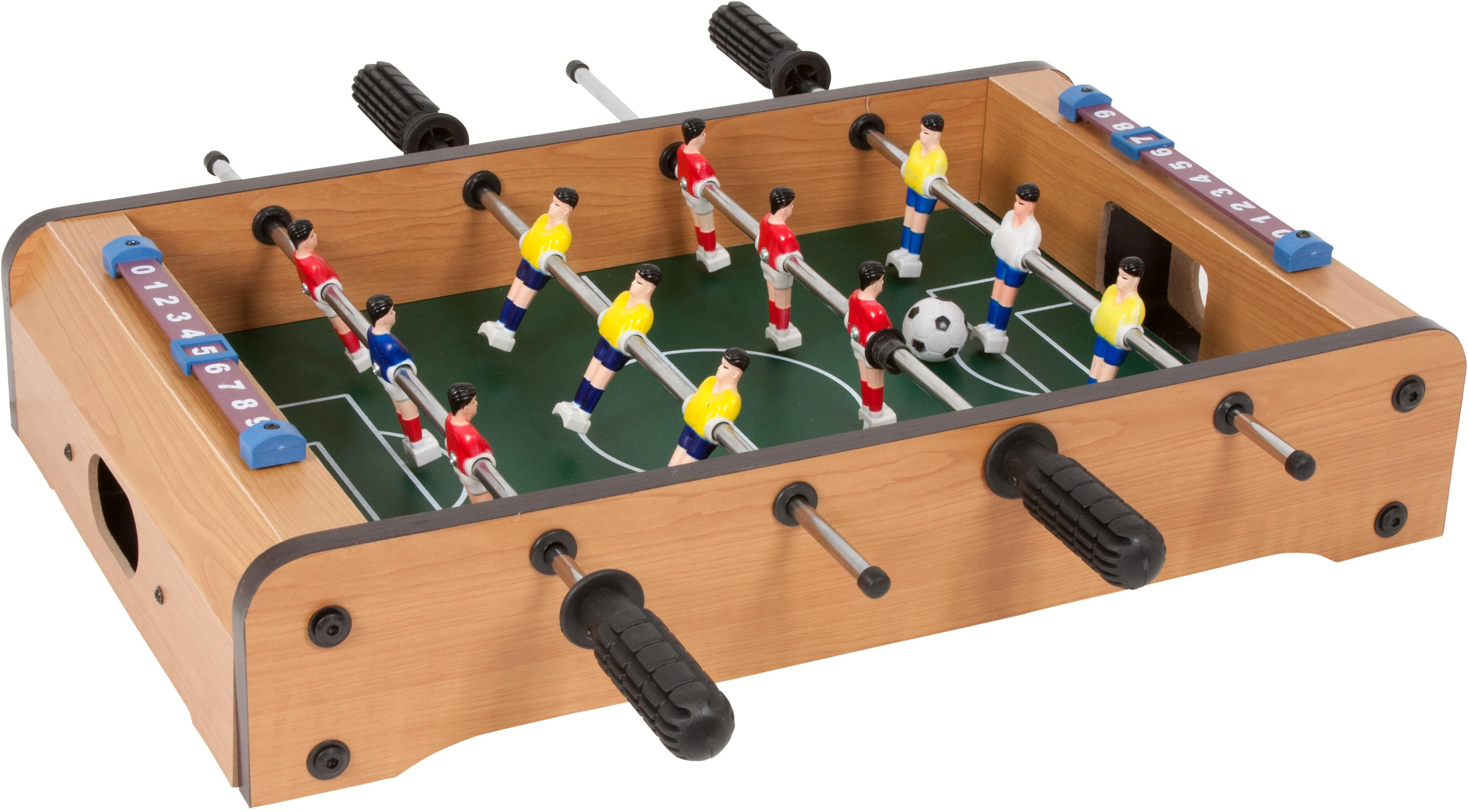 Where Did the Name Foosball Come From