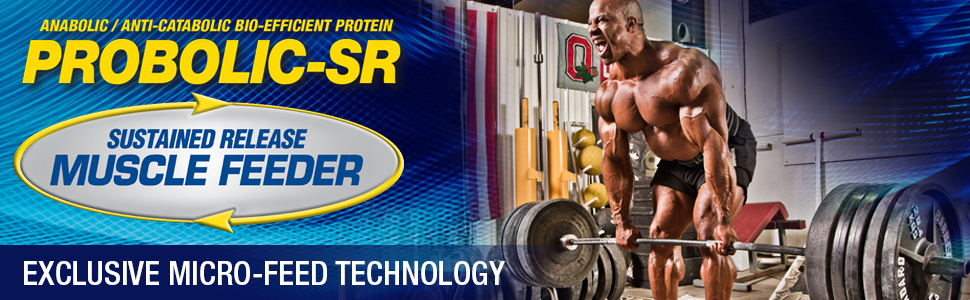 Maximum Human Performance Probolic Protein Muscle Build Amino Acids