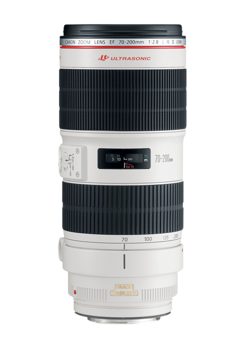 EF 70–200mm f/2.8L IS II USM